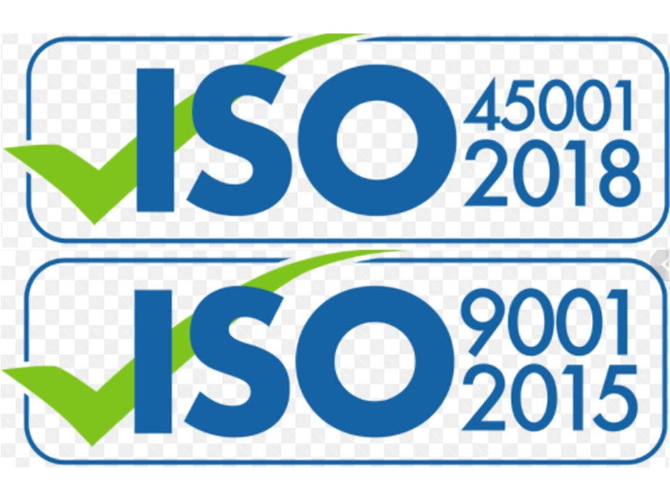 Auditores Internos ISO 45001 + ISO 9001